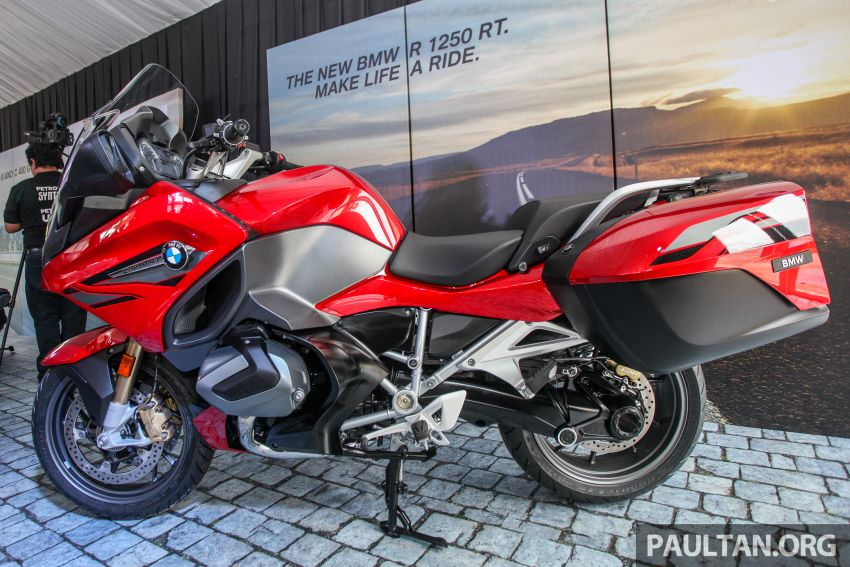 2019 BMW Motorrad F750 GS and R1250 RT launched in Malaysia – priced at RM71,500 and RM139,500 Image #955021