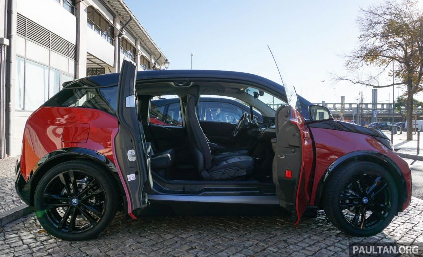 DRIVEN: BMW i3s – in the pursuit of good, clean fun Image #943650