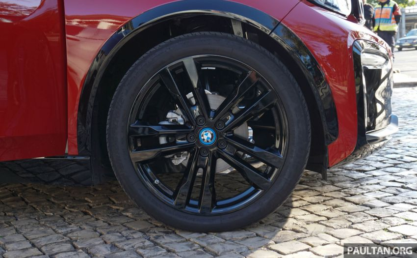 DRIVEN: BMW i3s – in the pursuit of good, clean fun Image #943651
