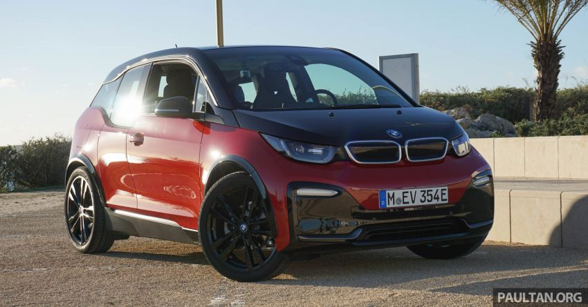 DRIVEN: BMW i3s – in the pursuit of good, clean fun Image #943652
