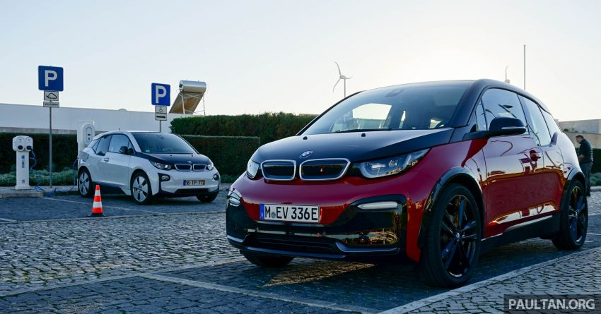 DRIVEN: BMW i3s – in the pursuit of good, clean fun Image #943653