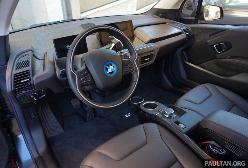 DRIVEN: BMW i3s – in the pursuit of good, clean fun Image #943655