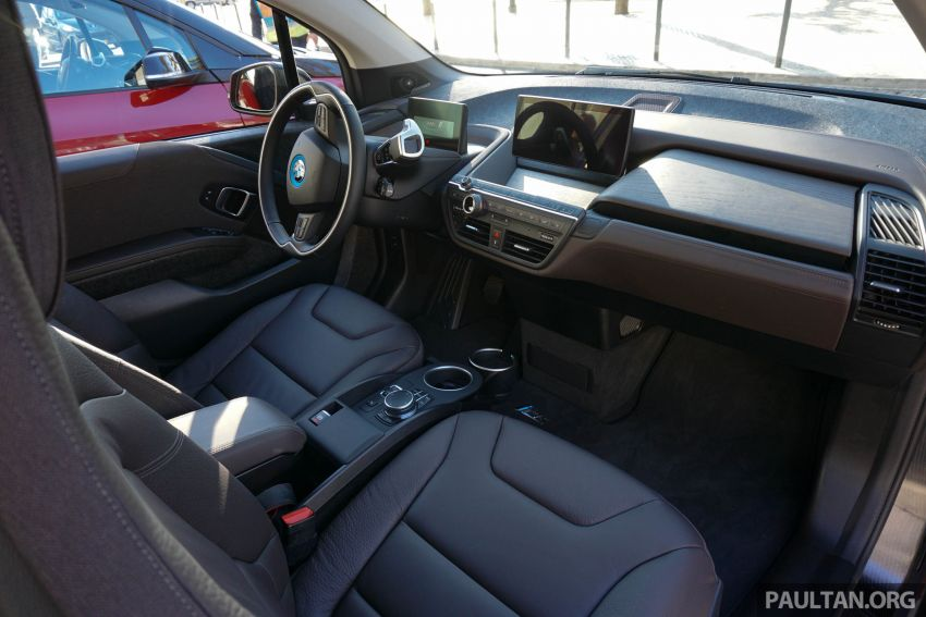 DRIVEN: BMW i3s – in the pursuit of good, clean fun Image #943656