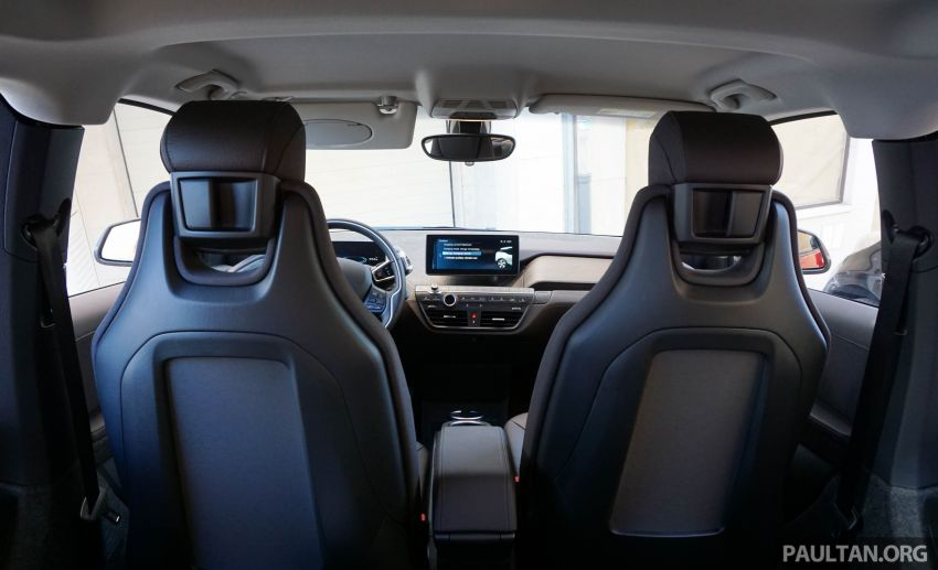 DRIVEN: BMW i3s – in the pursuit of good, clean fun Image #943657