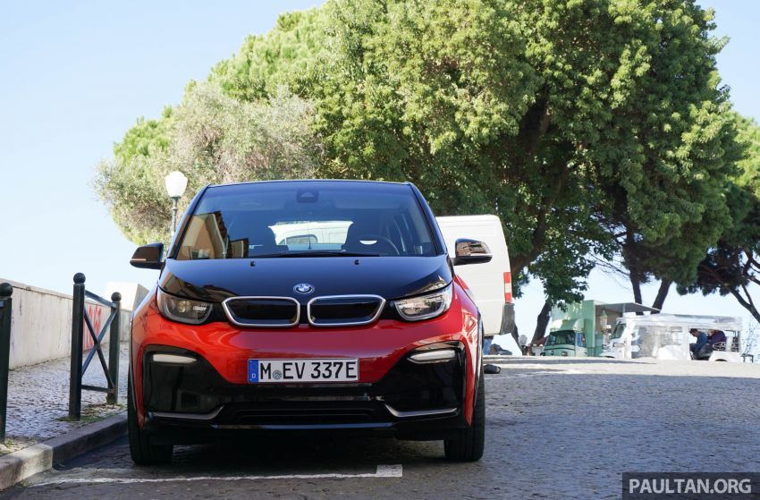 DRIVEN: BMW i3s – in the pursuit of good, clean fun Image #943642