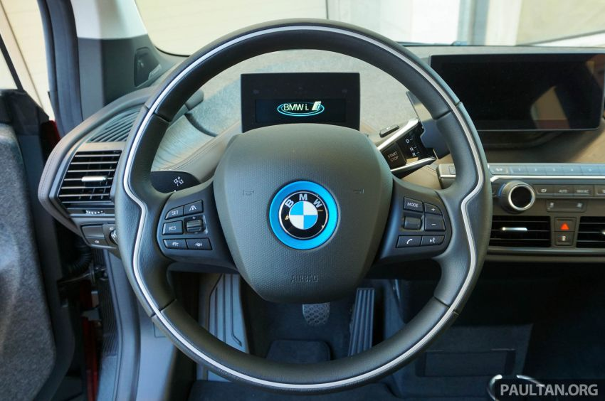 DRIVEN: BMW i3s – in the pursuit of good, clean fun Image #943664