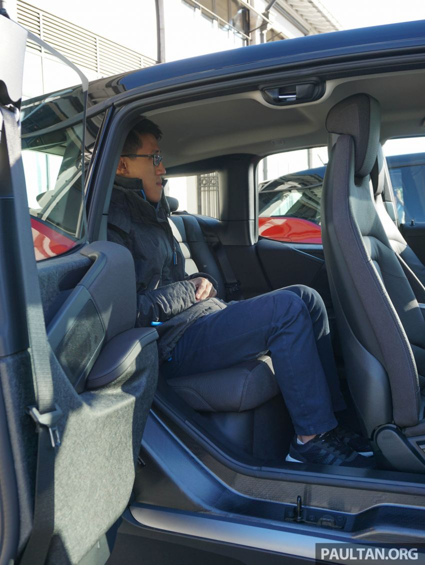DRIVEN: BMW i3s – in the pursuit of good, clean fun Image #943669