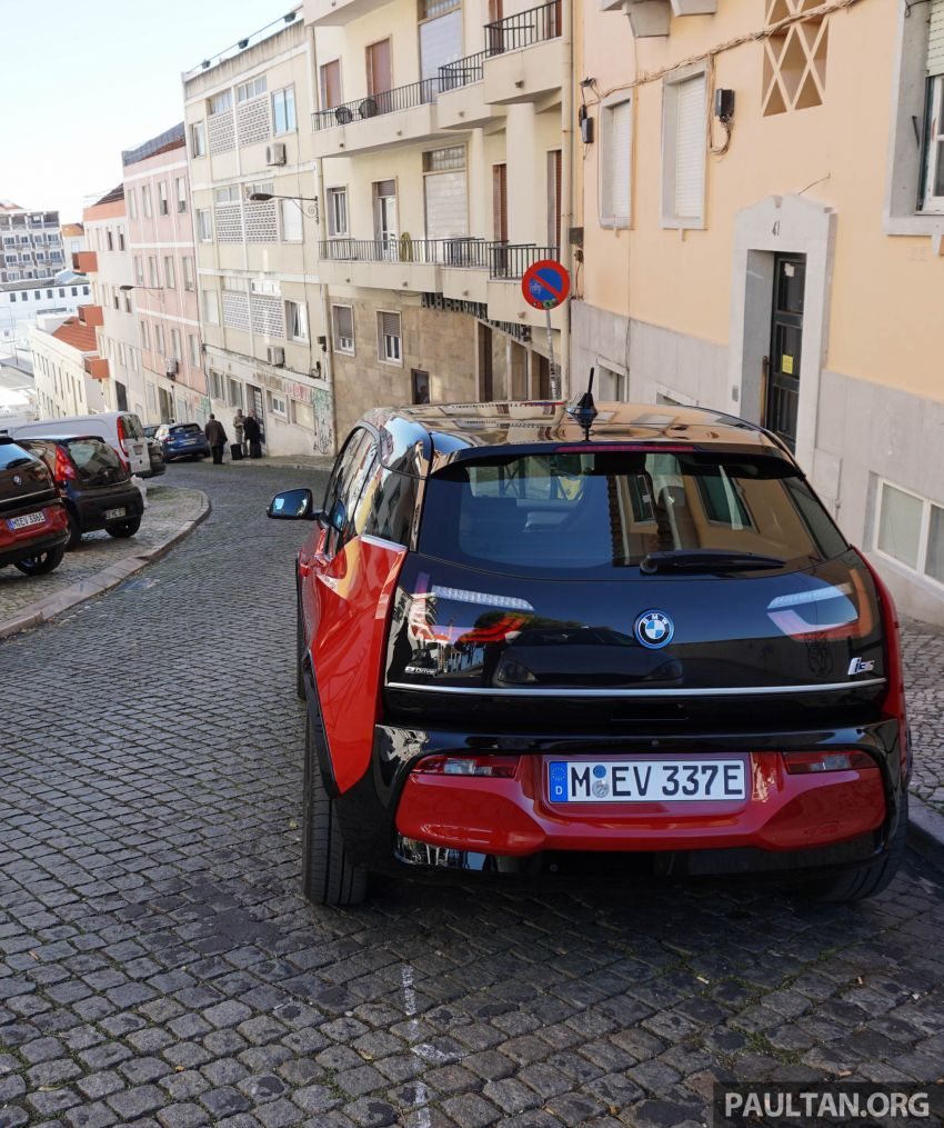 DRIVEN: BMW i3s – in the pursuit of good, clean fun Image #943643