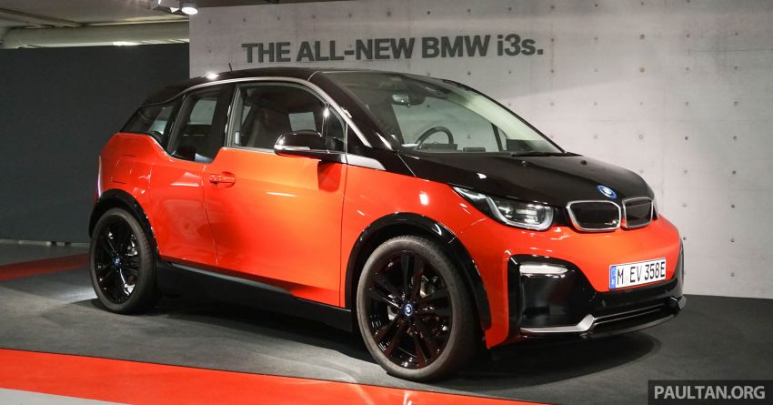 DRIVEN: BMW i3s – in the pursuit of good, clean fun Image #943670