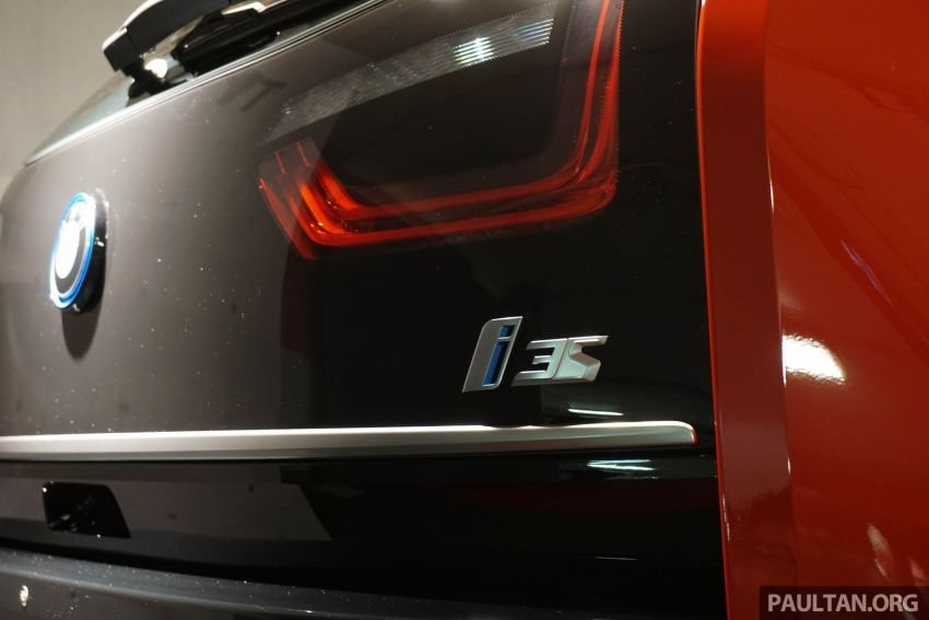 DRIVEN: BMW i3s – in the pursuit of good, clean fun Image #943673