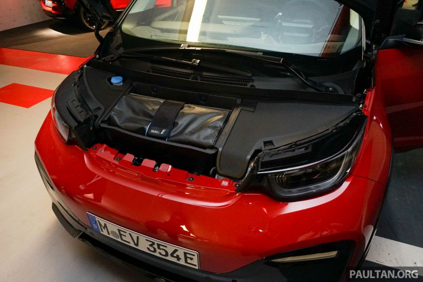 DRIVEN: BMW i3s – in the pursuit of good, clean fun Image #943674