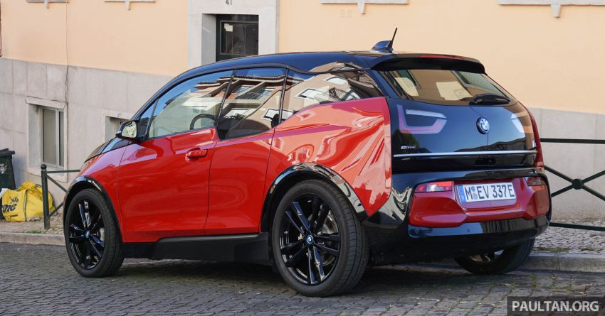 DRIVEN: BMW i3s – in the pursuit of good, clean fun Image #943644