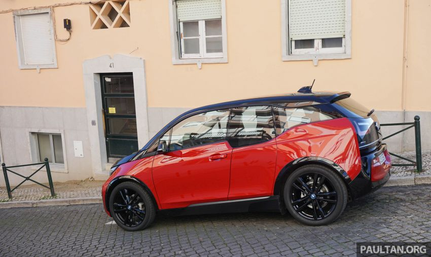 DRIVEN: BMW i3s – in the pursuit of good, clean fun Image #943646