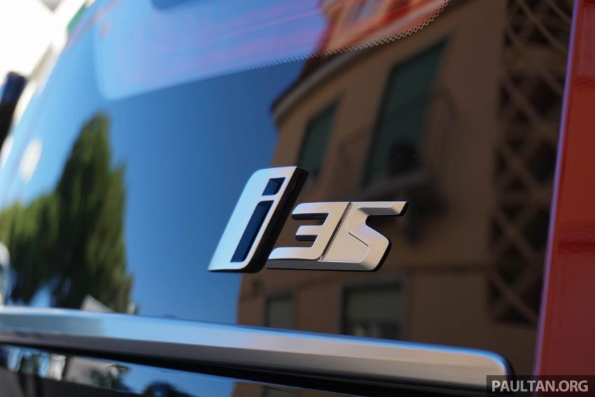 DRIVEN: BMW i3s – in the pursuit of good, clean fun Image #943648
