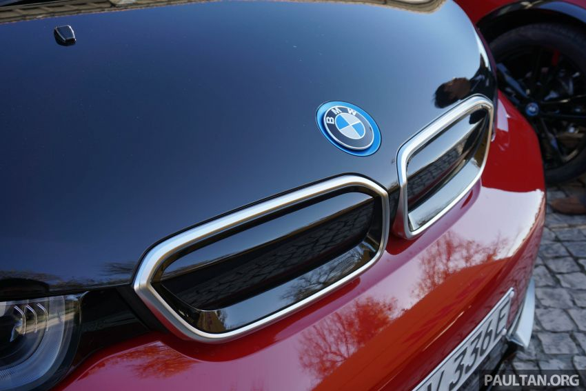 DRIVEN: BMW i3s – in the pursuit of good, clean fun Image #943649
