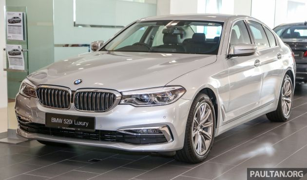 Gallery G30 Bmw 520i Luxury And 530e M Sport