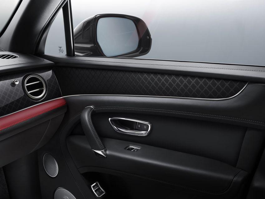 Bentley Bentayga V8 Design Series officially revealed Image #943368