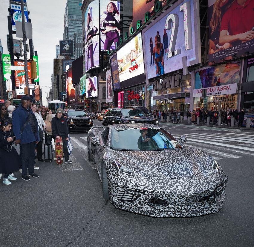 C8 Chevrolet Corvette confirmed for July 18 debut Image #946929