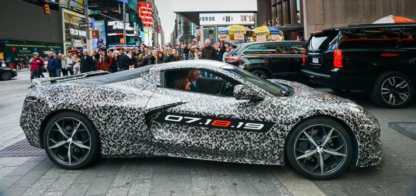 C8 Chevrolet Corvette confirmed for July 18 debut Image #946932