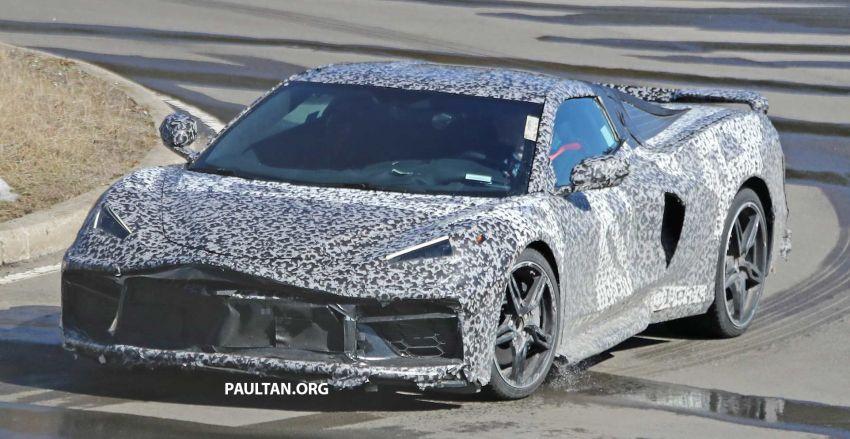 C8 Chevrolet Corvette confirmed for July 18 debut Image #946782