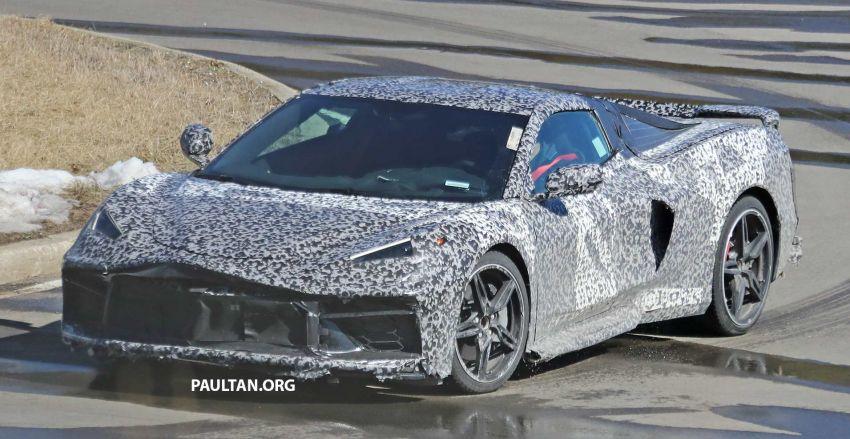 C8 Chevrolet Corvette confirmed for July 18 debut Image #946783