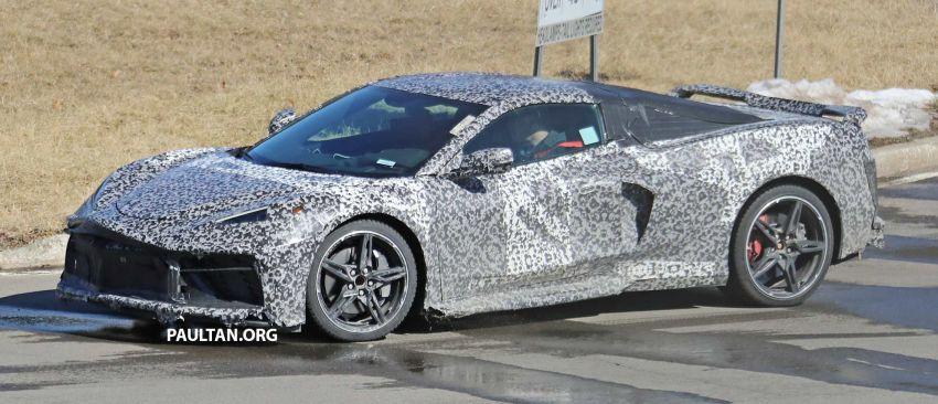 C8 Chevrolet Corvette confirmed for July 18 debut Image #946786