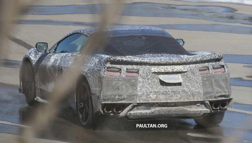 C8 Chevrolet Corvette confirmed for July 18 debut Image #946787