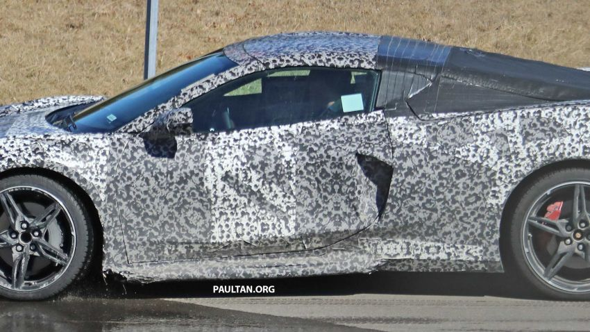 C8 Chevrolet Corvette confirmed for July 18 debut Image #946791
