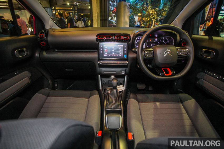 Citroen C3 Aircross launched in Malaysia – RM116k Image #952917