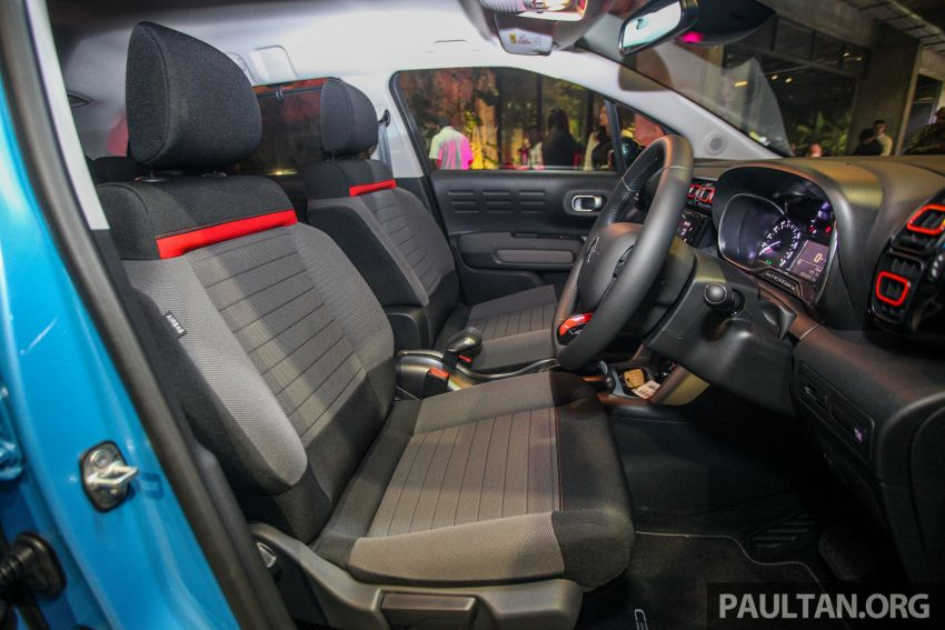 Citroen C3 Aircross launched in Malaysia – RM116k Image #952919