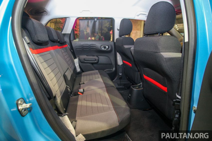 Citroen C3 Aircross launched in Malaysia – RM116k Image #952920