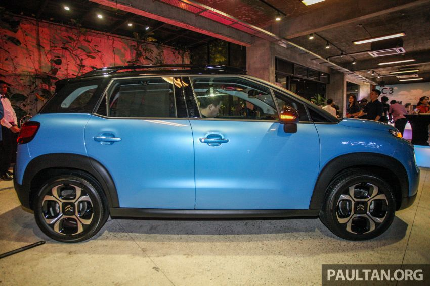 Citroen C3 Aircross launched in Malaysia – RM116k Image #952912