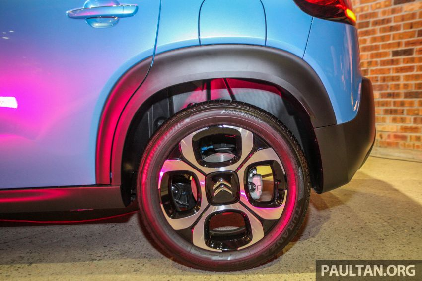 Citroen C3 Aircross launched in Malaysia – RM116k Image #952914