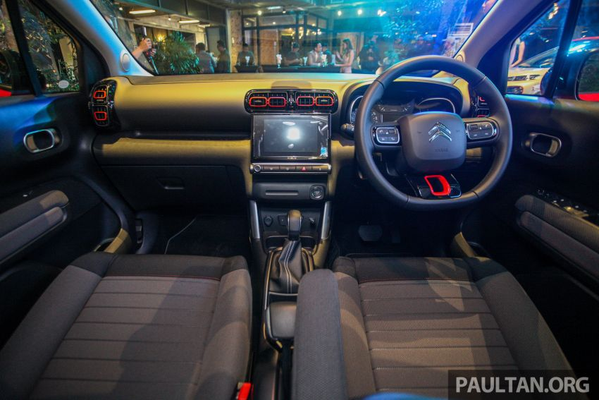 Citroen C3 Aircross launched in Malaysia – RM116k Image #952933
