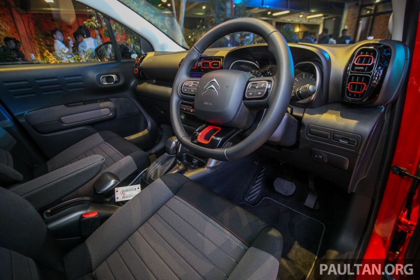 Citroen C3 Aircross launched in Malaysia – RM116k Image #952934