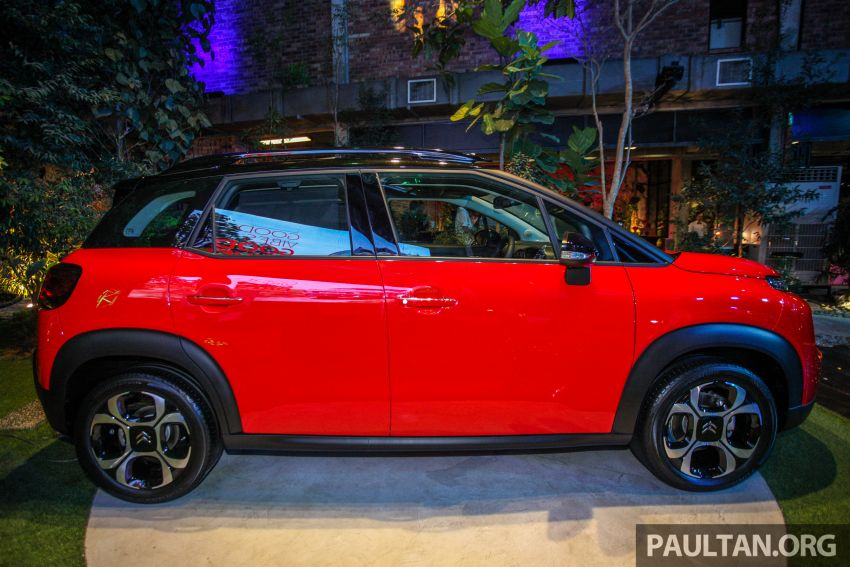 Citroen C3 Aircross launched in Malaysia – RM116k Image #952925