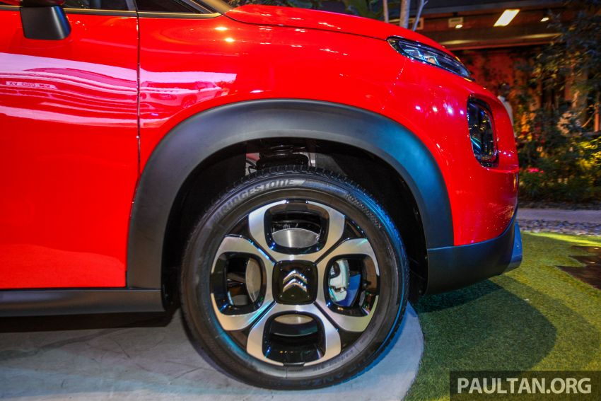 Citroen C3 Aircross launched in Malaysia – RM116k Image #952930