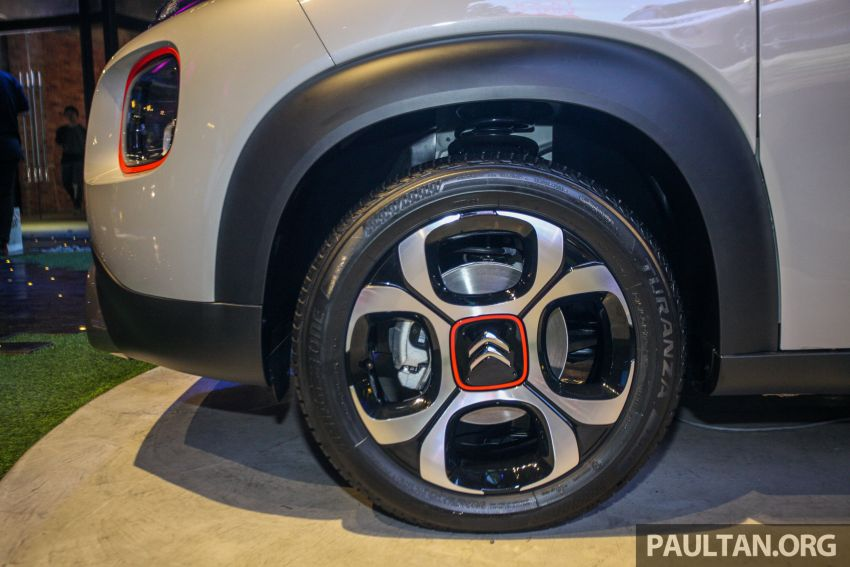 Citroen C3 Aircross launched in Malaysia – RM116k Image #952949