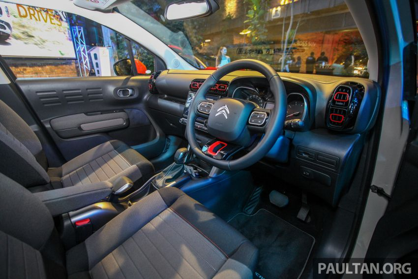 Citroen C3 Aircross launched in Malaysia – RM116k Image #952951