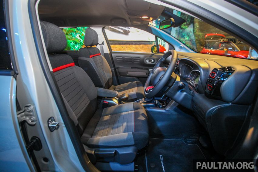 Citroen C3 Aircross launched in Malaysia – RM116k Image #952953