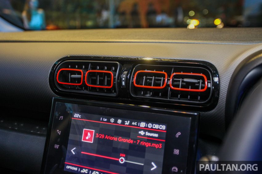 Citroen C3 Aircross launched in Malaysia – RM116k Image #952956