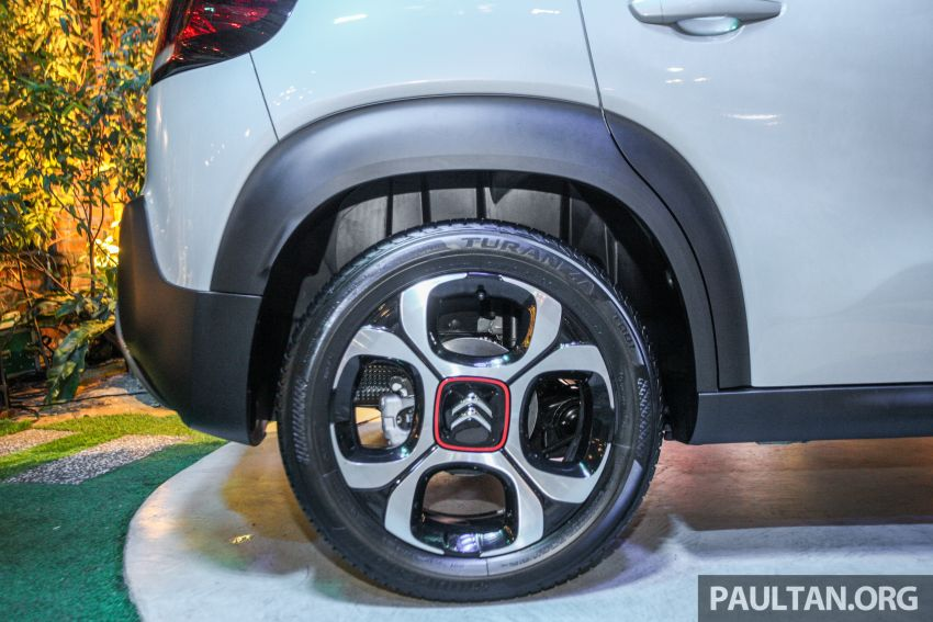 Citroen C3 Aircross launched in Malaysia – RM116k Image #952942