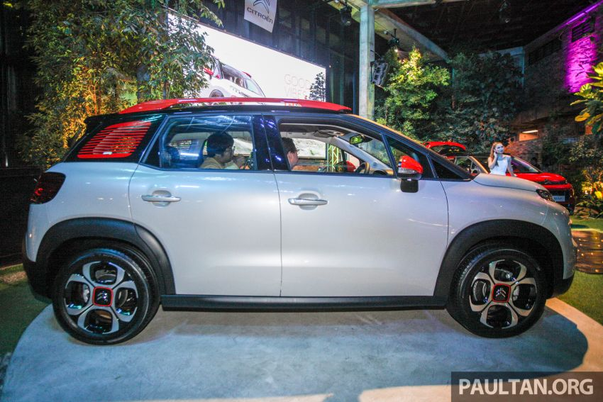 Citroen C3 Aircross launched in Malaysia – RM116k Image #952943