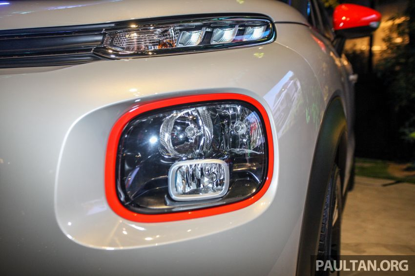 Citroen C3 Aircross launched in Malaysia – RM116k Image #952944