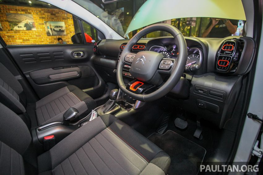 Citroen C3 Aircross launched in Malaysia – RM116k Image #952968