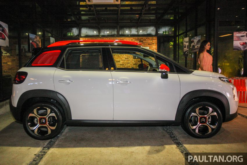 Citroen C3 Aircross launched in Malaysia – RM116k Image #952962