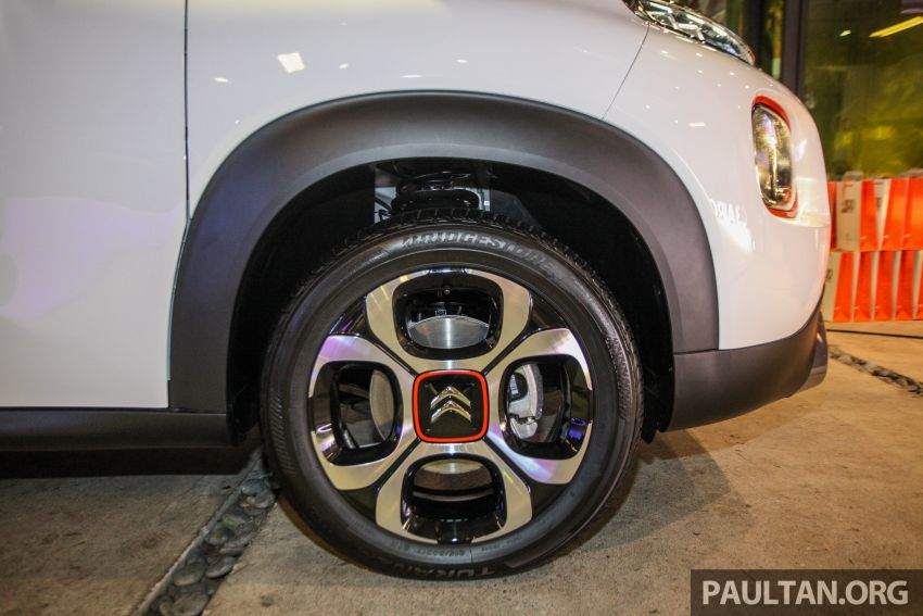 Citroen C3 Aircross launched in Malaysia – RM116k Image #952964