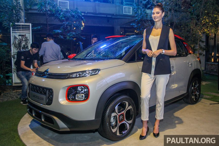 Citroen C3 Aircross launched in Malaysia – RM116k Image #952600