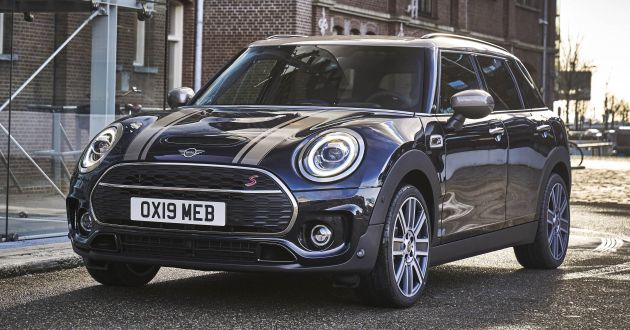 F54 Mini Clubman Facelift Revealed With Styling And Equipment Updates