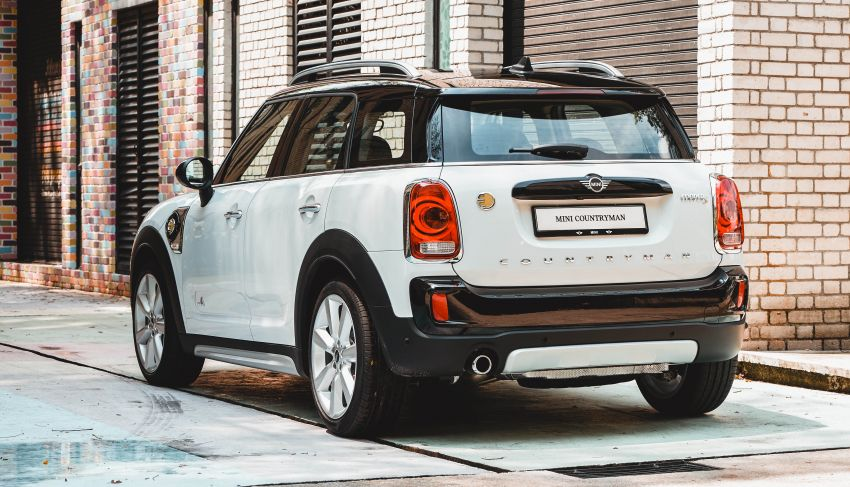 F60 MINI Cooper S Countryman Pure launched – from RM229k; PHEV model gets RM18k Wired Package Image #947699